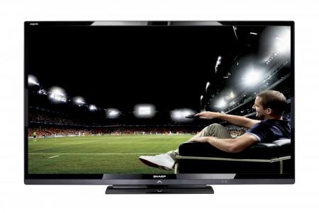 "Nová 60"" LCD televize Sharp Aquos- LC-60LE635E"