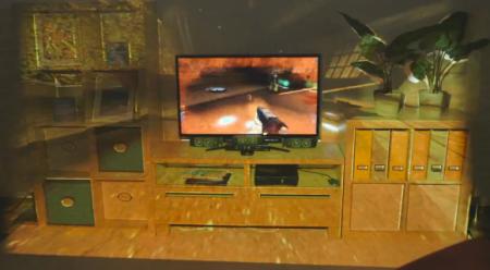 Microsoft IllumiRoom - prosadí se nová technologie u nové generace herních konzolí do obývacího pokoje?