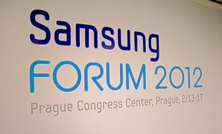 Samsung Forum 2012 proběhlo v pražské kongresovém centru, foto: HDTVBlog.cz