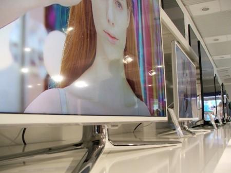 LCD televize a monitory Samsung - kvalita za rozumnou cenu :). foto: HDTVBlog.cz