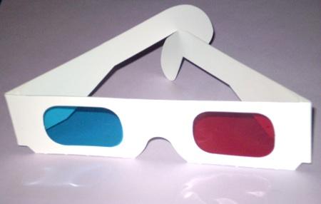 3D televize - brýle