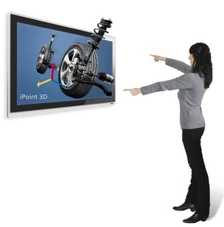 3D televize a technologie iPoint 3D