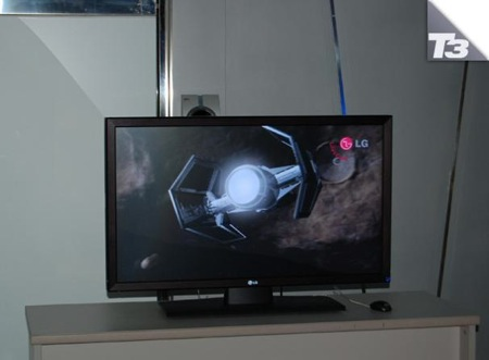 3D televize LG