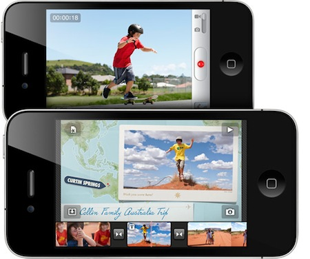 Apple iPhone 4 HD video