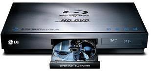 přehrávač Blu-ray a HD-DVD