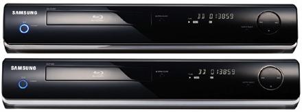 Samsung Blu-ray přehrávač