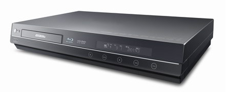 kombo přehrávač LG Super Blu BH200 HD-DVD/Blu-ray