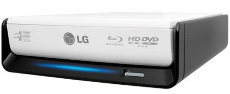 Blu-ray vypalovačka LG