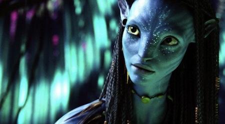 blu-ray filmy Avatar