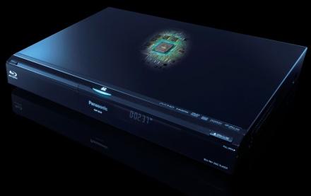 Blu-ray přehrávač Panasonic DMP-BD30