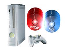 Blu-ray přehrávač pro Xbox 360