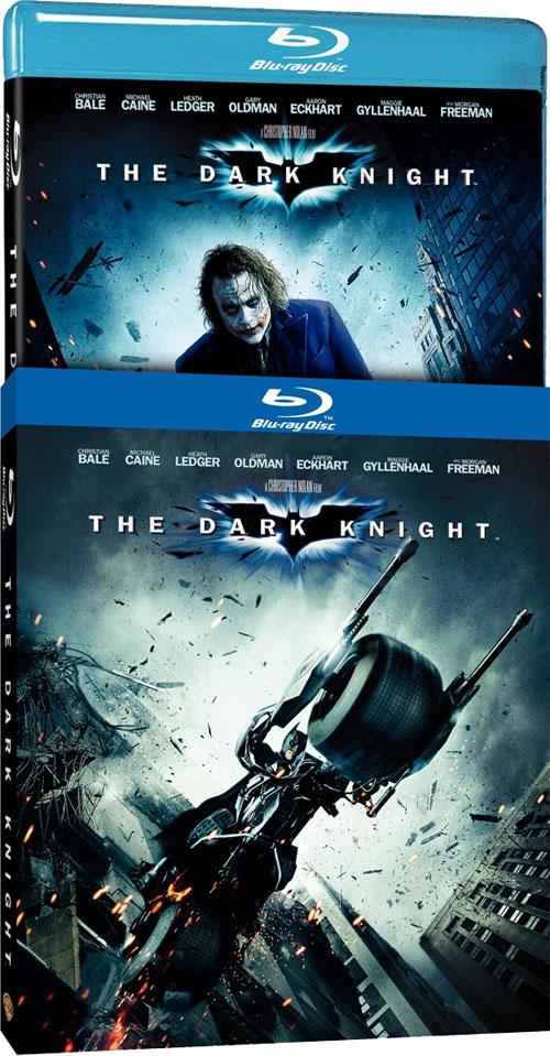film blu-ray Temný rytíř