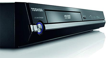 HD-DVD přehrávač Toshiba HD A2