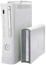 Xbox 360 HD DVD přehrávač