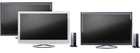 Hitachi LCD televize Wooo UT