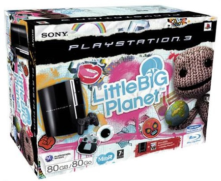 Hry pro PlayStation 3 - LittleBigPlanet bundle