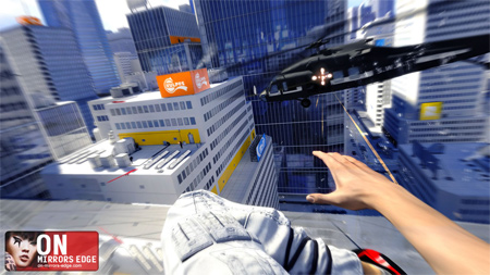 Hra Mirrors Edge pro PlayStation 3