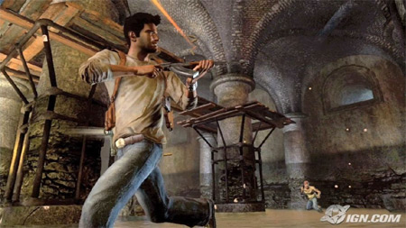 Hry pro PS3 - Uncharted