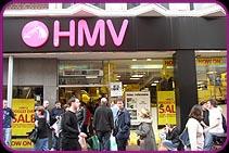 Irsko - Dublin - obchod HMV