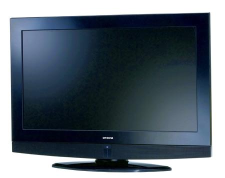 LCD televize Orava