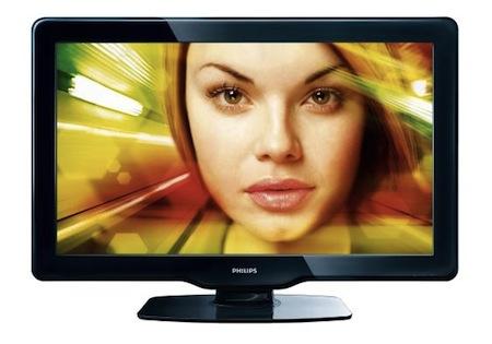 LCD televize
