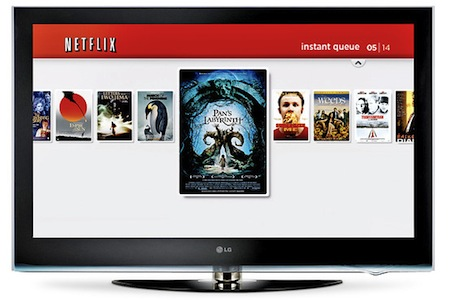 LCD televize s Netflix - LG