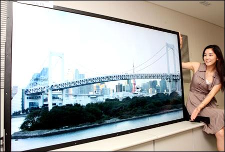 LCD televize Samsung Quad HD