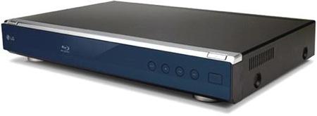 LG blu-ray přehrávač BD390