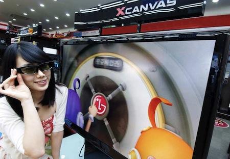 HDTVBlog.cz obrázky LG LCD televize LX 6500