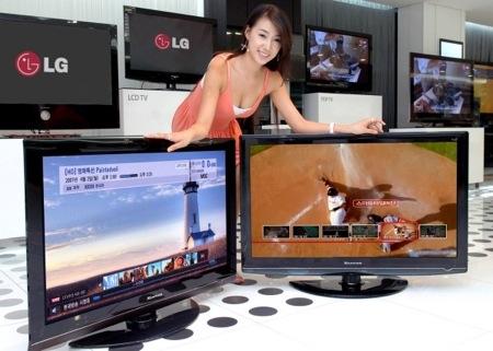 LCD televize LG