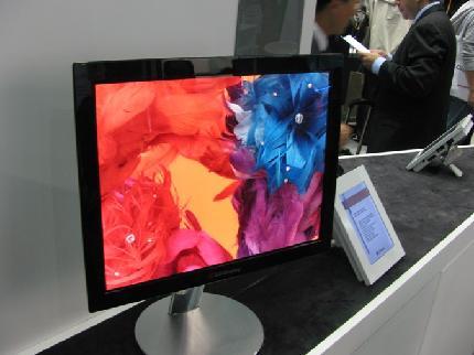 LG OLED displej