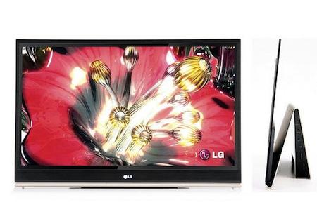 LG OLED televize 15 Jižní Korea