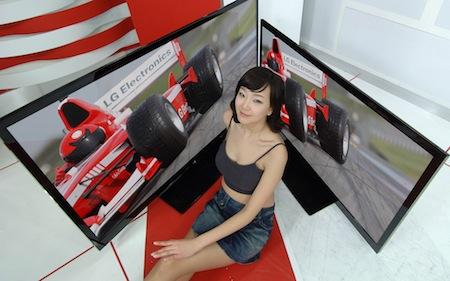 LG plazmové televize X Canvas PDP