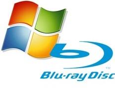 HDTVBlog - Microsoft - Windows 7 blu-ray přehrávání
