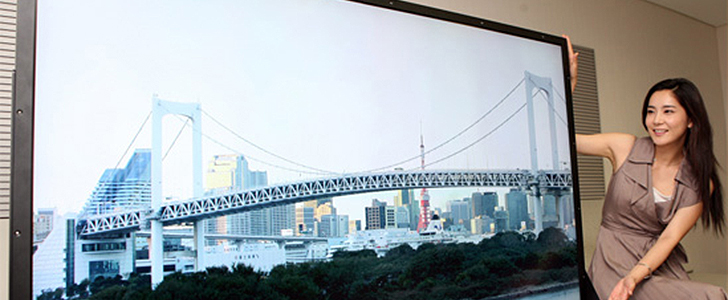Mitsubishi 4K LCD televize