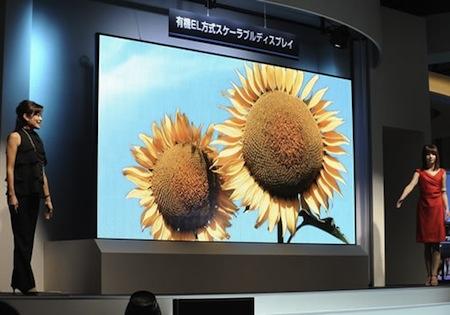 Mitsubishi OLED televize 149