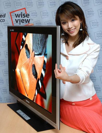 OLED televize Samsung