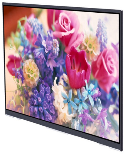 OLED televize Toshiba - prototyp