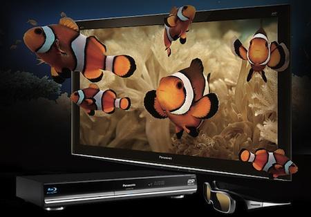 Panasonic 3D domácí kino