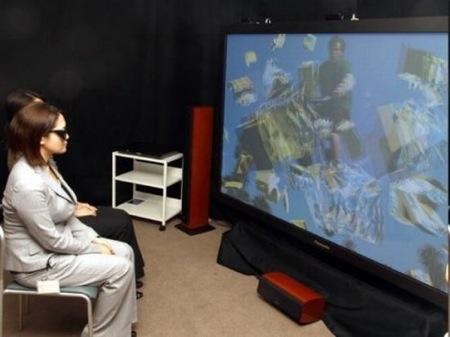 Panasonic 3D plazmová televize