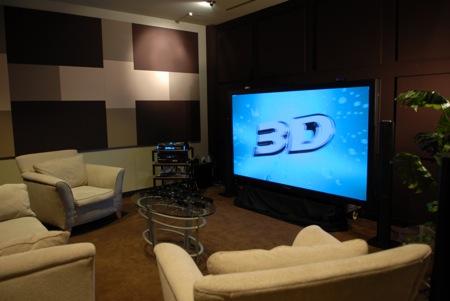 Panasonic - plazmové televize - domácí 3D kino