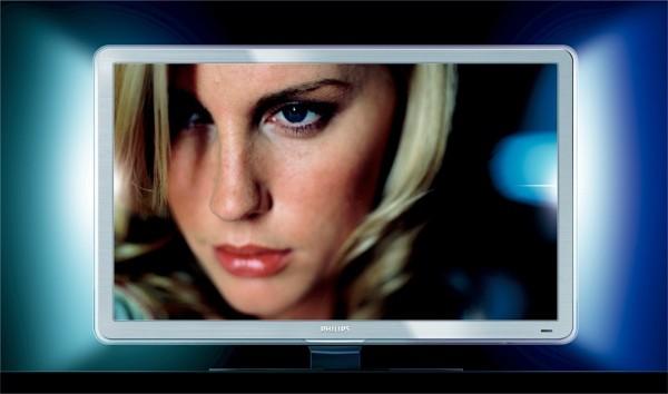 Philips LCD televize s LED podsvícením Flat TV