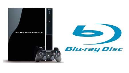 PlayStation 3 jako blu-ray přehrávač