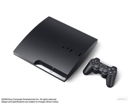 PlayStation 3 - tenká verze představená na GamesComu
