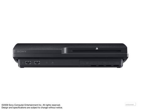 PlayStation 3 - nová tenčí verze představená na GamesCom