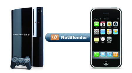 Playstation 3 a iPhone