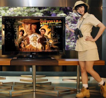 plazmová televize Samsung