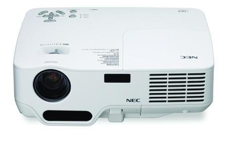 přenosný projektor NEC NP61