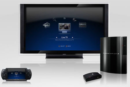 Televize na PS3