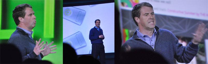 CES 2009 - Robbie Bach z Microsoftu mluví o tom, proč Xbox 360 nemá blu-ray přehrávač